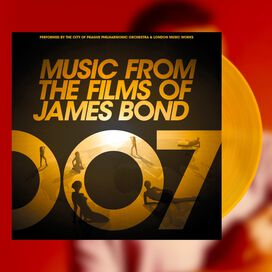 City of Prague Philharmonic Orchestra & London Music Works - Music From the Films of James Bond [Exclusive Gold Vinyl]