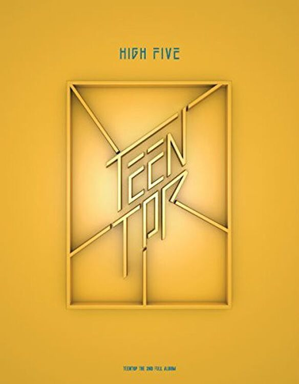 Teen Top - Vol 2 (High Five) - Offstage Ver