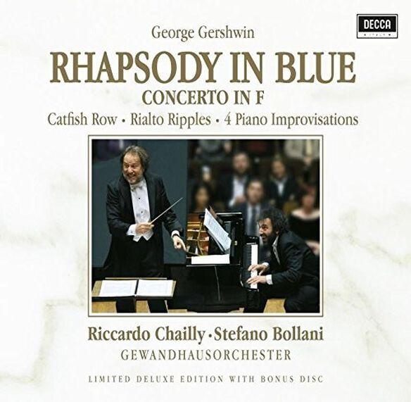 Chailly/ Bollani - Rhapsody in Blue Deluxe