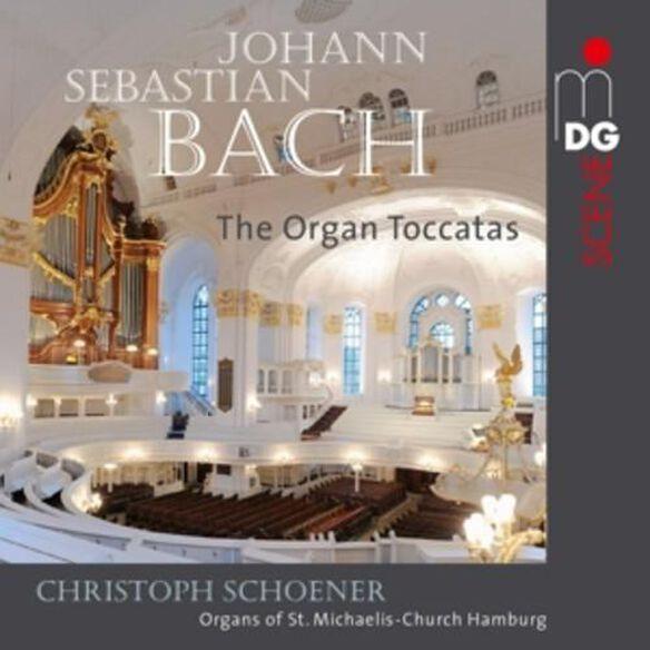 J.S. Bach / Christoph Schoener - Organ Toccatas