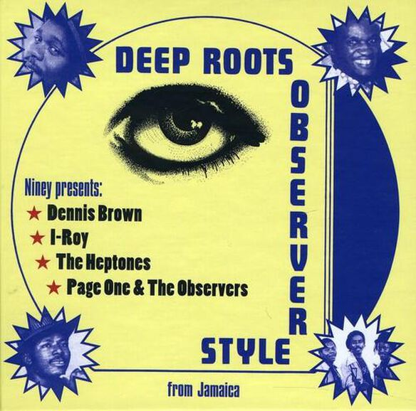 Deep Roots Observer Style (Box)