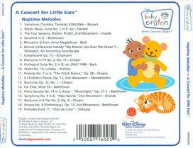 Baby Einstein - Naptime Melodies