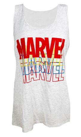 Marvel Logo Women's Tank Top