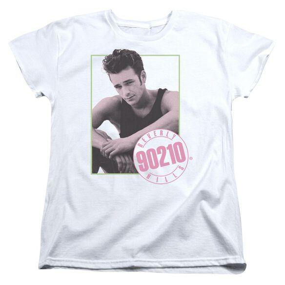 90210 Dylan Short Sleeve Womens Tee T-Shirt