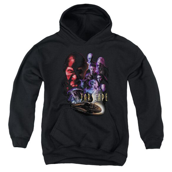 Farscape Criminally Epic Youth Pull Over Hoodie