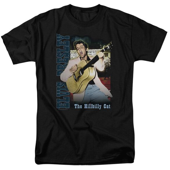 Elvis Memphis Short Sleeve Adult T-Shirt