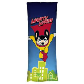 Cbs Tv Mighty Mouse City Watch Microfiber Body