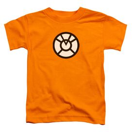 GREEN LANTERN AGENT ORANGE - S/S TODDLER TEE - ORANGE - T-Shirt