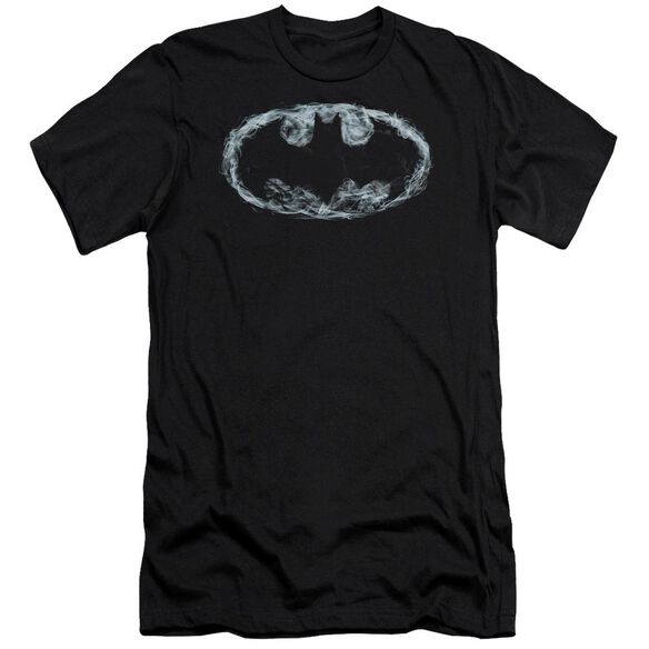 Batman Smoke Signal Short Sleeve Adult T-Shirt