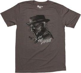 Breaking Bad Danger T-Shirt Sheer