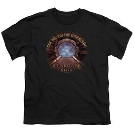 Sg1 Other Side Short Sleeve Youth T-Shirt