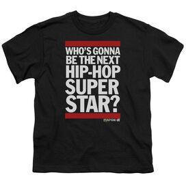 The Rap Game Next Hip Hop Superstar Short Sleeve Youth T-Shirt