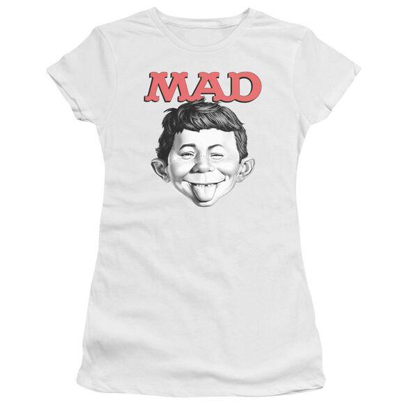 Mad U Mad Premium Bella Junior Sheer Jersey