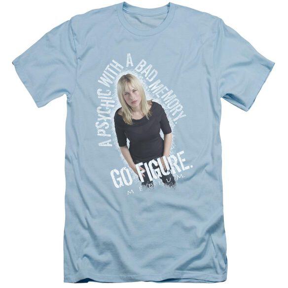 Medium Go Figure Short Sleeve Adult Light T-Shirt