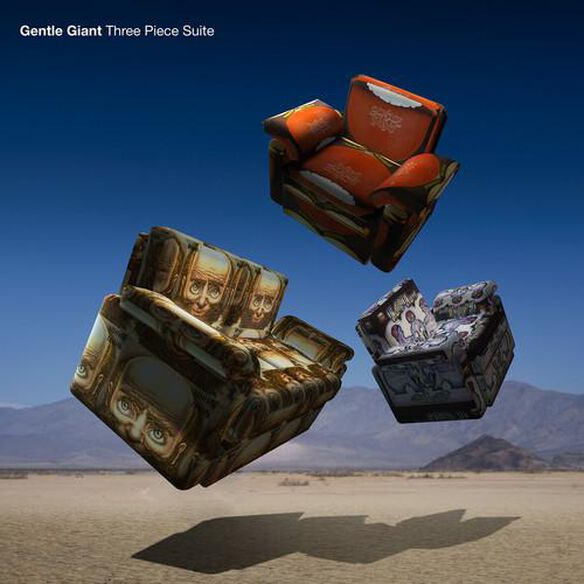 Three Piece Suite (Steven Wilson Mix/ 180 G Gatefol