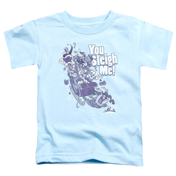 LOONEY TUNES YOU SLEIGH ME-S/S TODDLER T-Shirt
