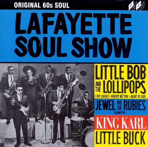 Lafayette Soul Show