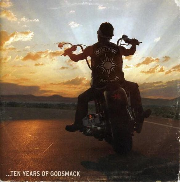 Good Times Bad Times: 10 Years Of Godsmack (W/Dvd)