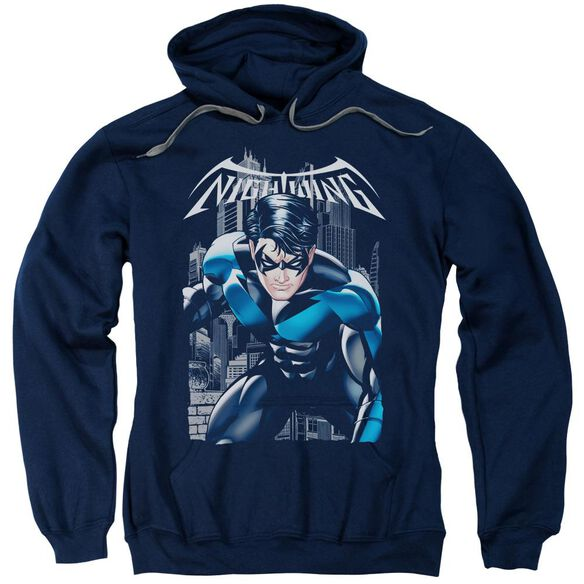Batman A Legacy Adult Pull Over Hoodie