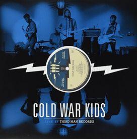 Cold War Kids - Live at Third Man Records