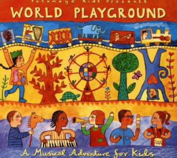 World Playground: Musical Adventure For Kids / Var