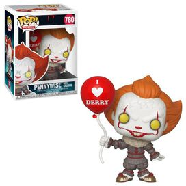 Funko Pop!: IT Chapter 2 - Pennywise [w/ Balloon]