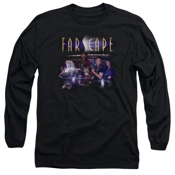 Farscape Flarescape Long Sleeve Adult T-Shirt