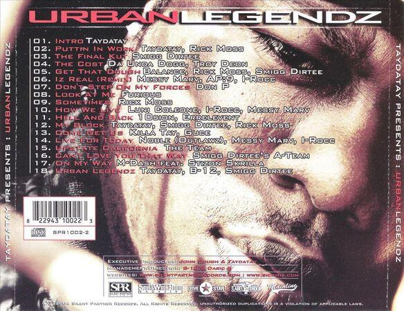 Urban Legendz 0305