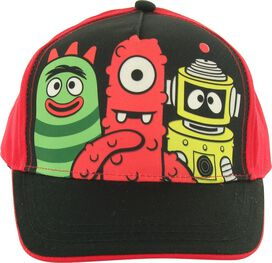 Yo Gabba Gabba Trio Youth Hat