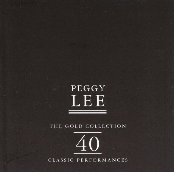 Peggy Lee Gold Collec1096