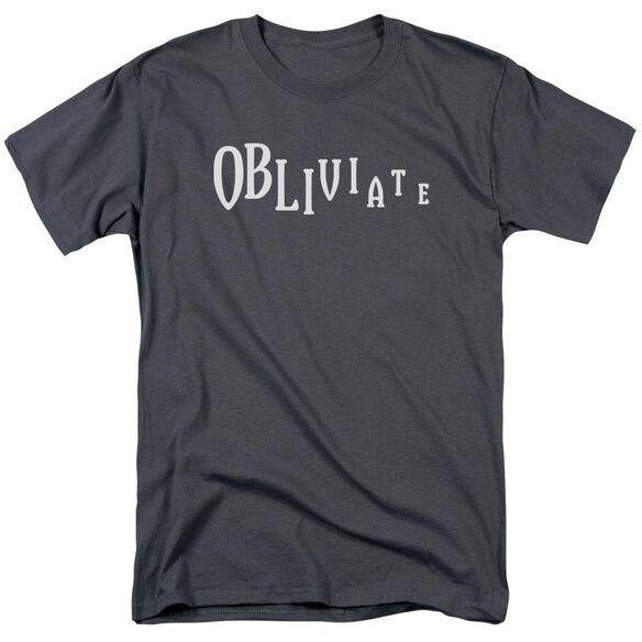 Harry Potter Obliviate Short Sleeve Adult T-Shirt