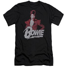 David Bowie Diamond David Short Sleeve Adult T-Shirt