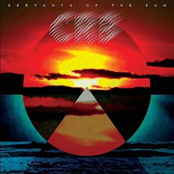 Chris Robinson - Servants Of The Sun