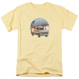 Gmc Vantastic Short Sleeve Adult Banana T-Shirt