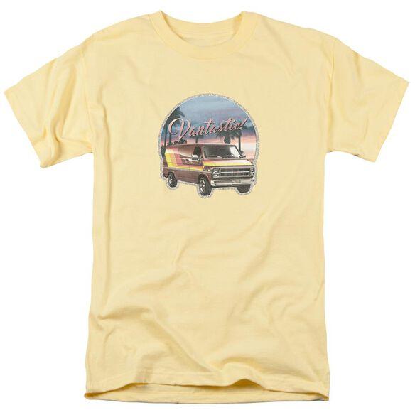 Gmc Vantastic Short Sleeve Adult Banana T-Shirt