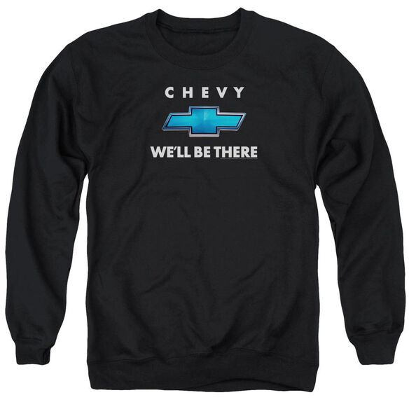 Chevrolet We'll Be There Adult Crewneck Sweatshirt