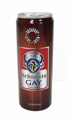Saturday Night Live - Schmitt's Gay Energy Drink