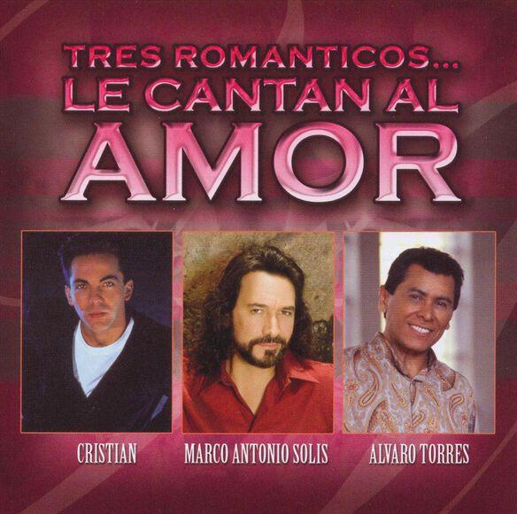 Tres Romanticos Cantan
