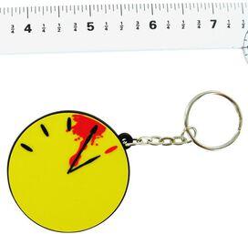 Watchmen Doomsday Clock Keychain