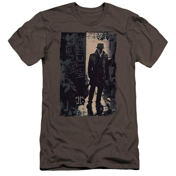Watchmen Light Premuim Canvas Adult Slim Fit