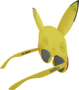 Pokemon Pikachu Head Costume Glasses