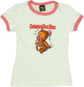 Garbage Pail Kids Sally Baby Tee