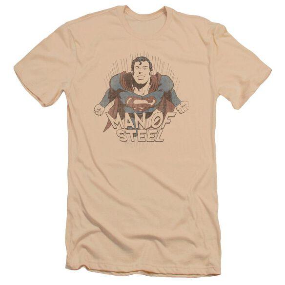 Superman Fly Away Premuim Canvas Adult Slim Fit