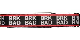 Breaking Bad BRK BAD Seatbelt Mesh Belt