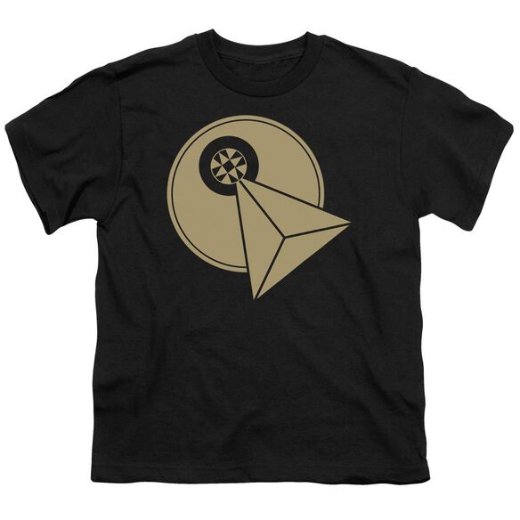 Star Trek Vulcan Logo Short Sleeve Youth T-Shirt