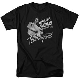 Ted Nugent Madman Short Sleeve Adult T-Shirt