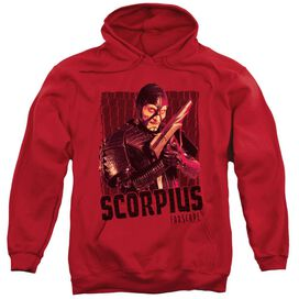 Farscape Scorpius Adult Pull Over Hoodie