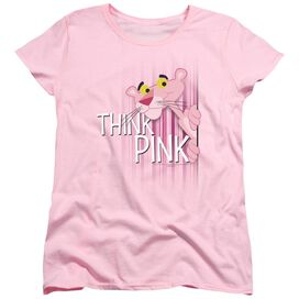 PINK PANTHER THINK PINK-S/S T-Shirt