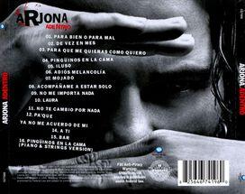 Ricardo Arjona - Adentro