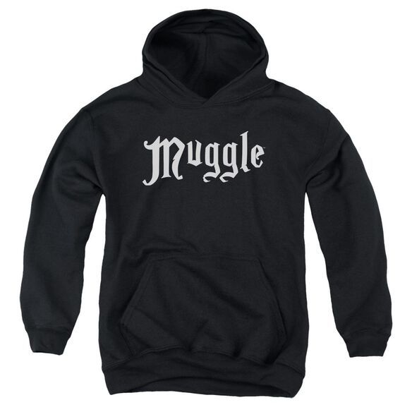 Harry Potter Muggle Youth Pull Over Hoodie